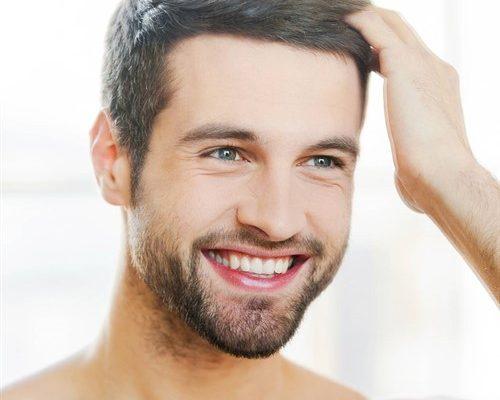 زراعة الشعر عند الرجال